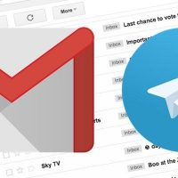 Gmail خود را به Telegram وصل کنید