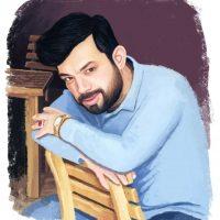 فیلم آموزشی ساخت کاریکاتور با فتوشاپ